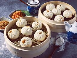 衢州美食小吃(发糕、肉包、糯米团)|魔摄视觉