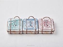 【泾阳茯茶】砖茶包装