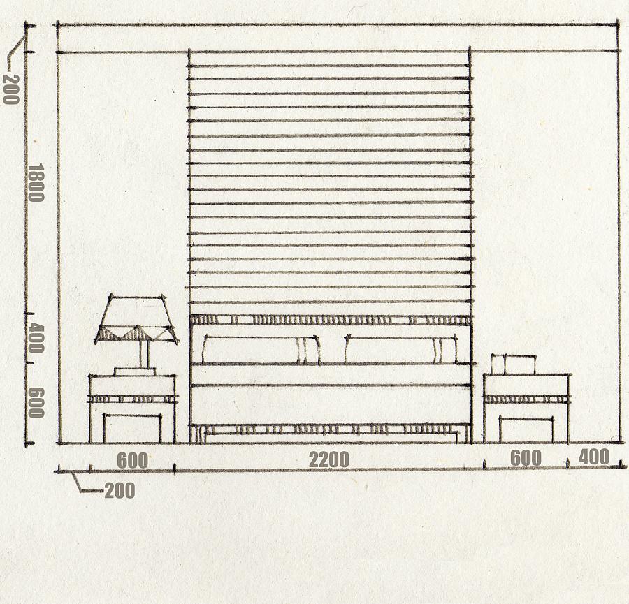 手绘立面图|室内设计|空间/建筑|diamond4