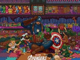 【超级英雄!你好烦!】——美国队长