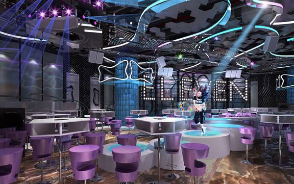扬州夜猫酒吧视频_夜猫酒吧—固原酒吧设计