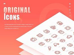 ORIGINAL ICONS