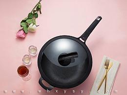【赛普瑞斯】高端无烟锅品牌,产品摄影,厨房厨具拍摄