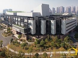 上屋摄影|湘潭市规划展示馆|华凯创意