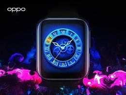 OPPO Watch | Modern Vintage-摩登复古表盘