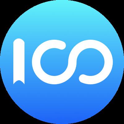 百本书-微信小程序logo图片