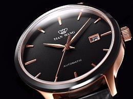 天王手表拍摄