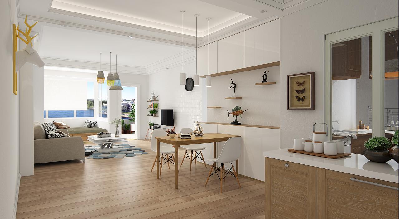 厨房家居起居室设计装修1280_702攀枝花装修设计师图片