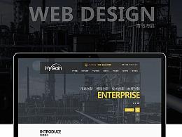 部分网站设计