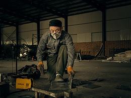 造雕塑的工厂
