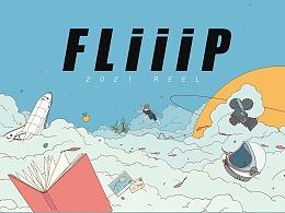 FLiiiP Design 2021 Show Reel