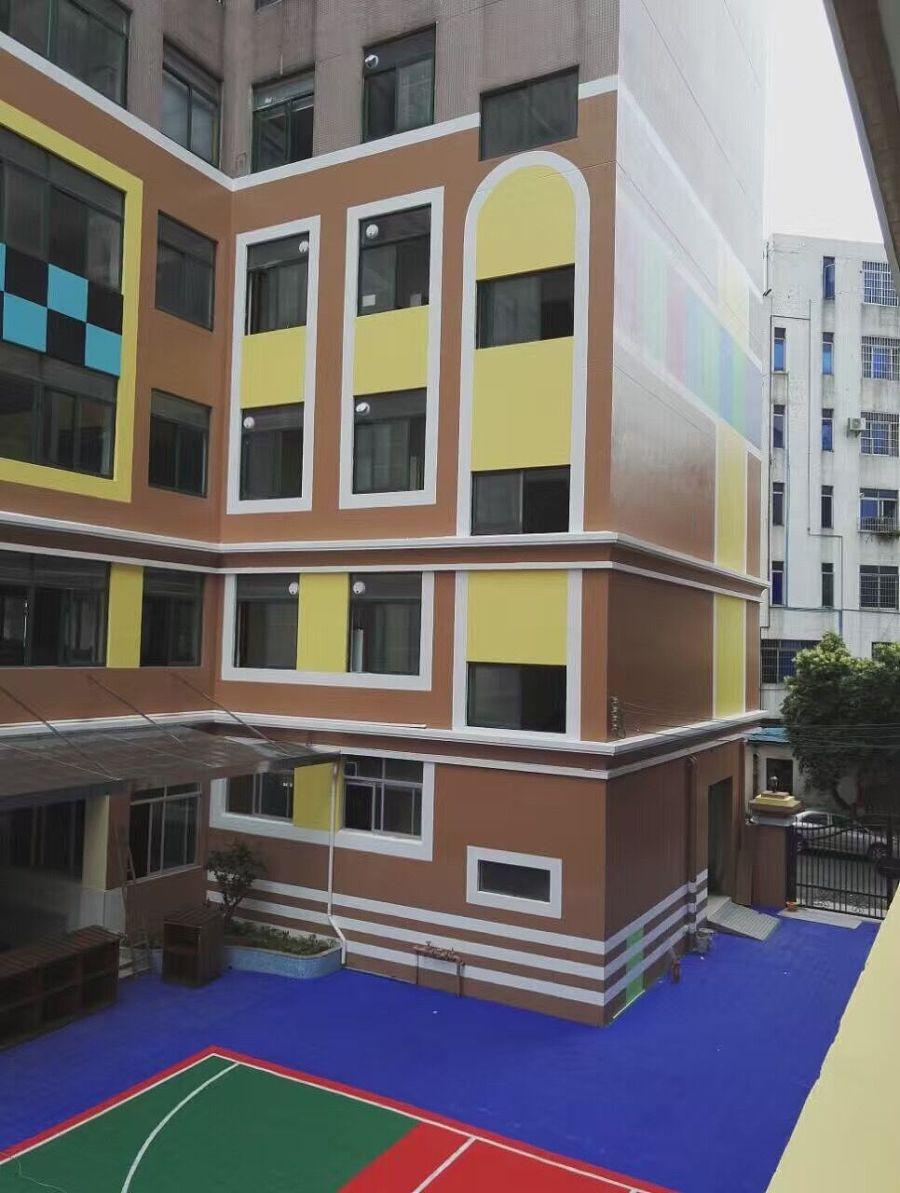 幼儿园墙画,幼儿园专业墙画壁画,广州幼儿园墙体彩绘图片