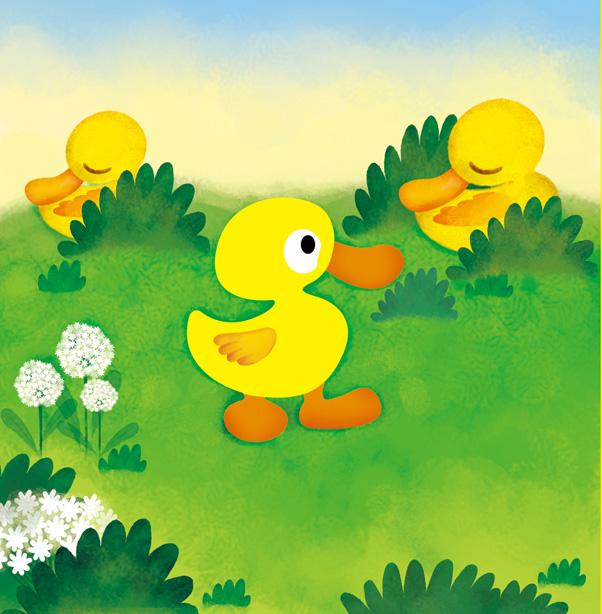 查看《小鸭》原图,原图尺寸:602x614图片
