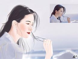 刘亦菲(画女神)