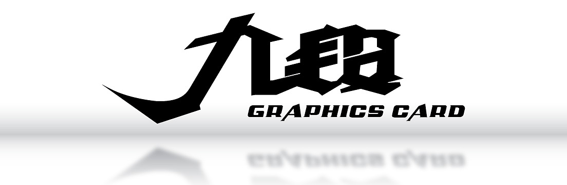 新品发布的时候所做的logo设计 在字体变形图片