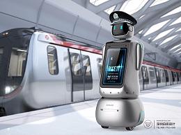 服务亲切暖心的边检机器人设计