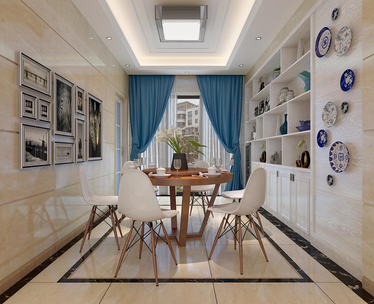 现代住宅 空间 室内设计 空孔空 - 原创作品 - 站酷