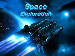 太空探索 | Space Exploration 桌面主题皮肤