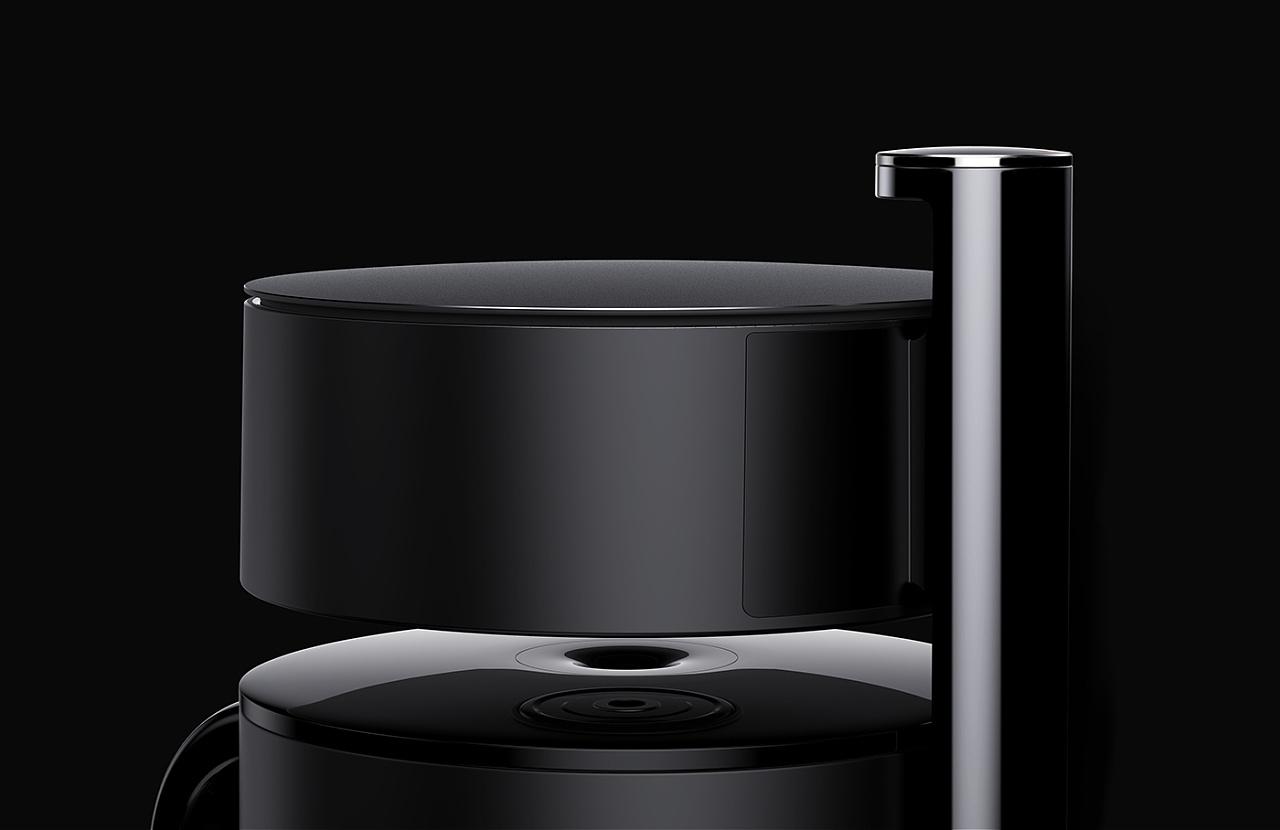 优秀工业设计产品推荐——mio(咖啡机)