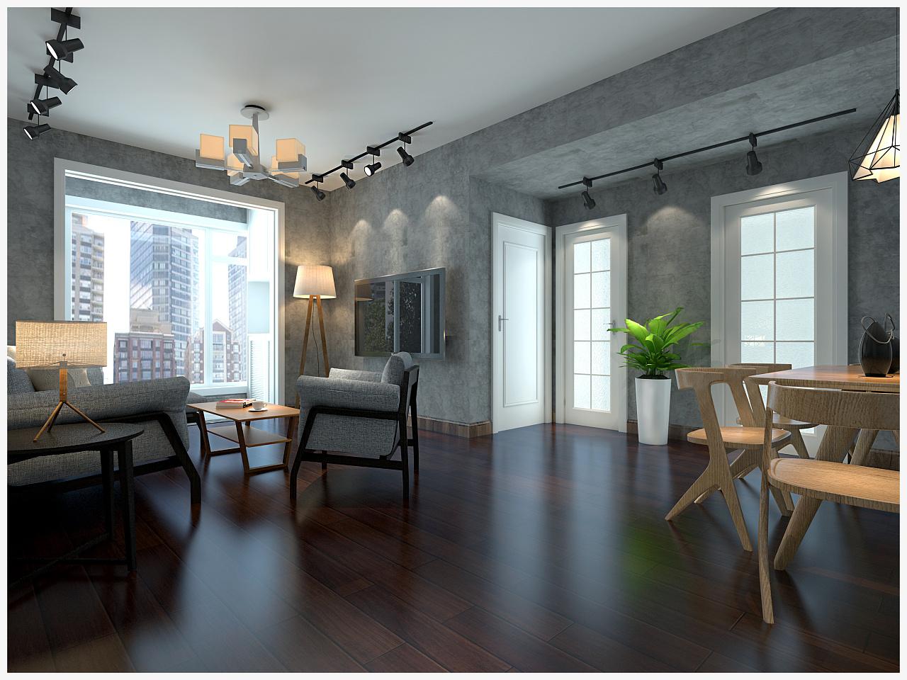 武汉丹水空间|博乐|室内设计|最好90-原创作品绵阳国际的室内设计师图片
