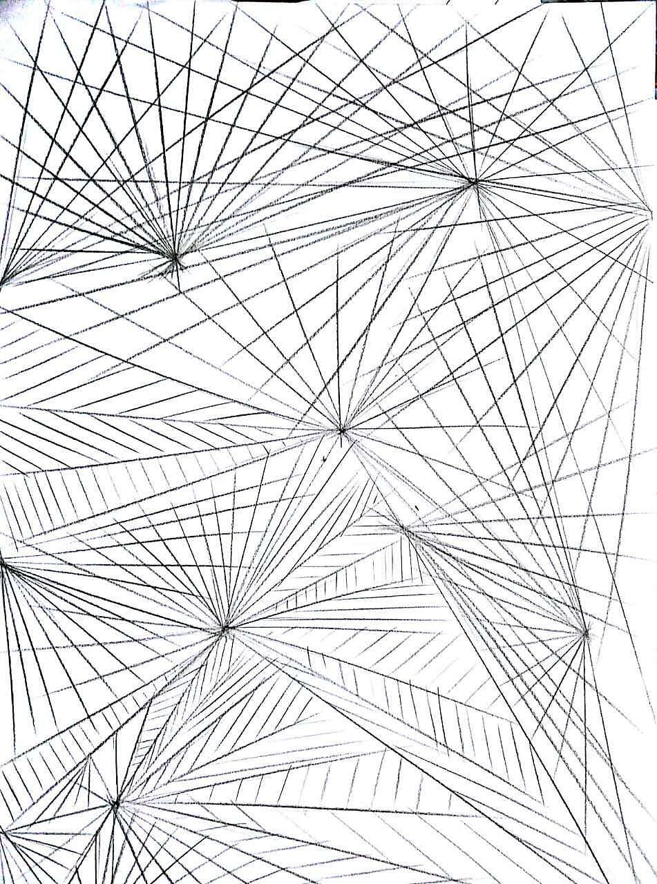 手绘集训-线条练习2.0
