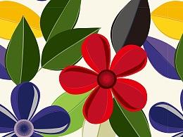 【图案设计2】礼物礼品包装纸图案设计 tb:wowlove