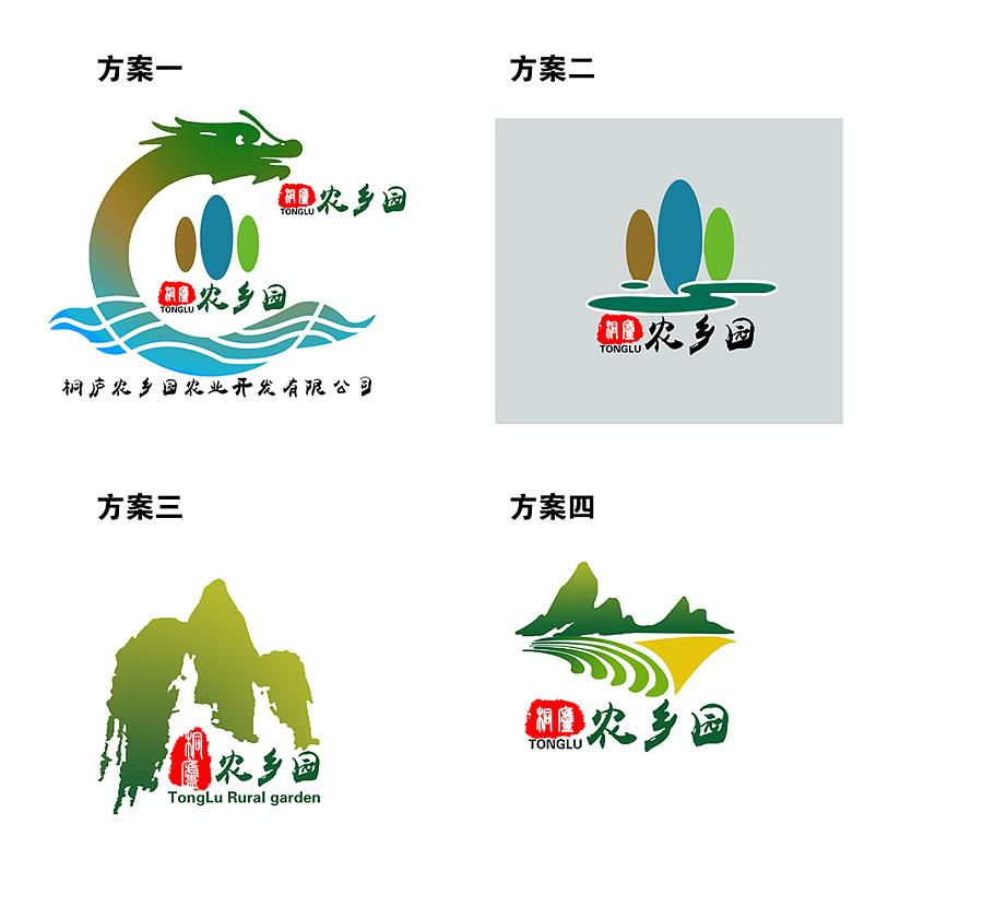 农业园logo
