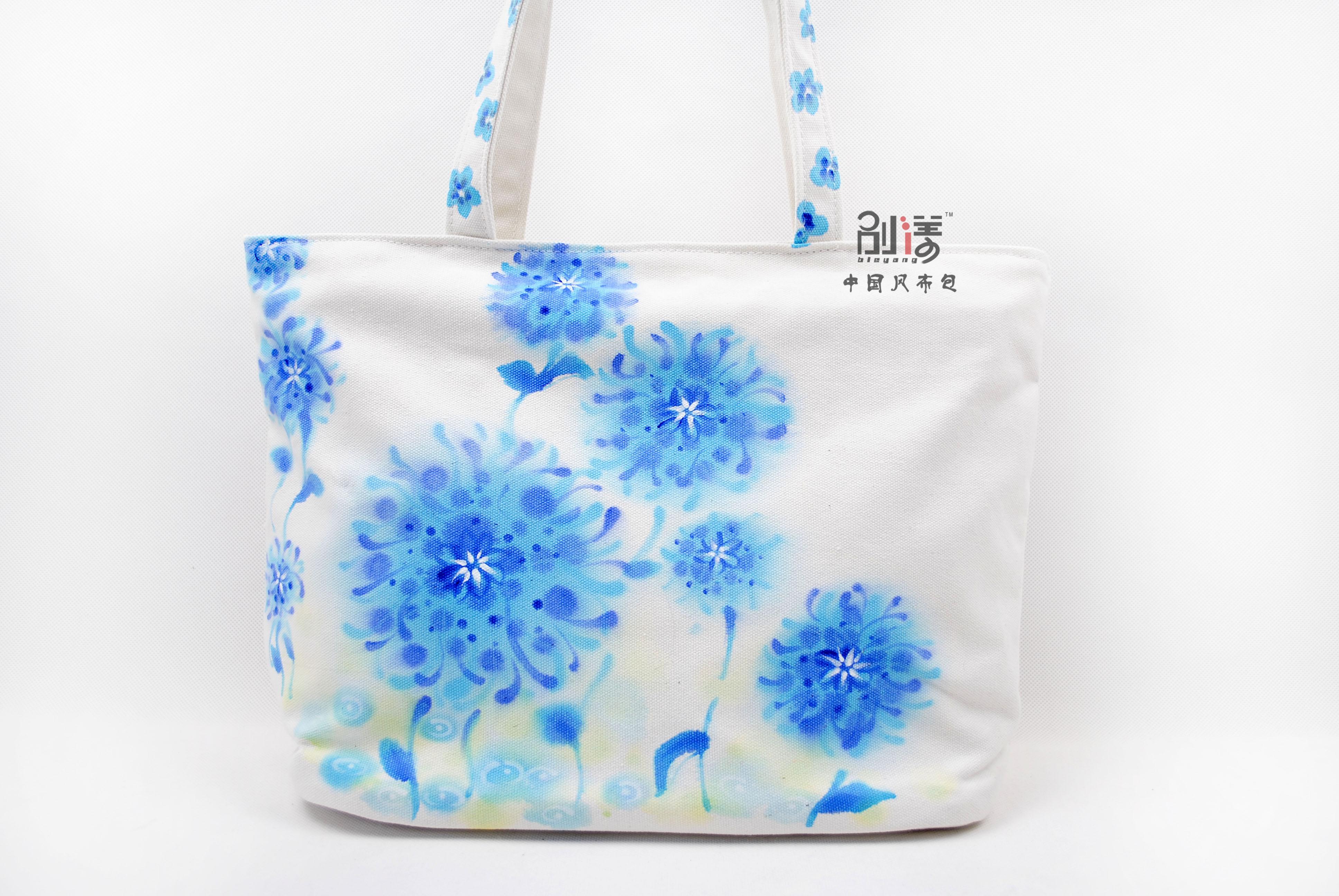 手绘包中国风