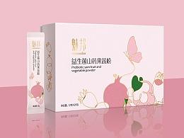 魅邦 益生菌粉剂与饮品包装设计