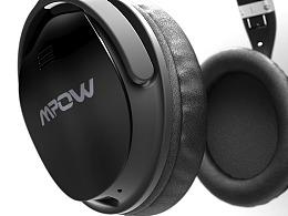 MPOW降噪耳机ins推广视频