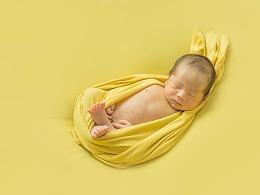 人像练习:新生儿拍摄