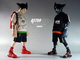 Astro Gaki - ND.01 & WM.02