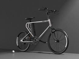 电动自行车设计