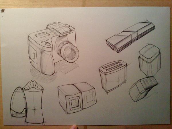 产品手绘|其他产品|工业/产品|dadaniya11