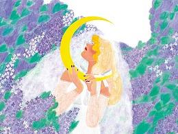 月神与花神