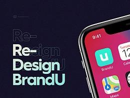 BrandU - 电子名片应用重设计