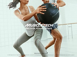 Muscletech(肌肉科技)运动补剂平面拍摄