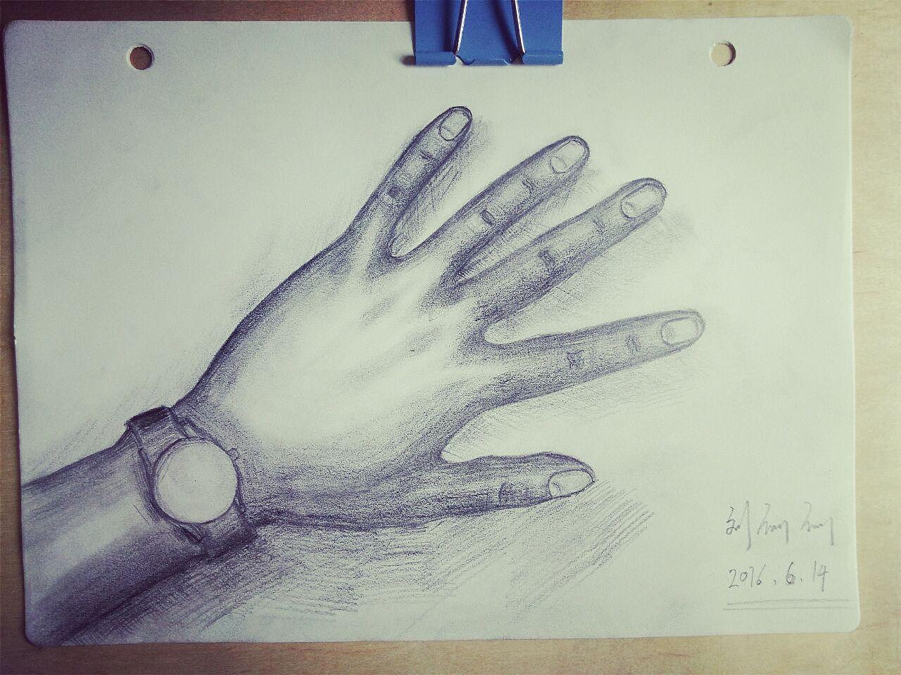 素描手绘-练习