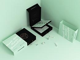 【醒狮】- 茧颜生态护肤品牌包装系列