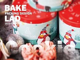 BAKE·LAD 曲奇包装