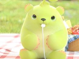 【萌芽熊】放下手机抱抱我吧