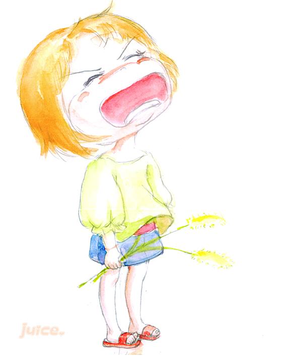 可爱原创手绘漫画,瓶子||插画|文秋惜