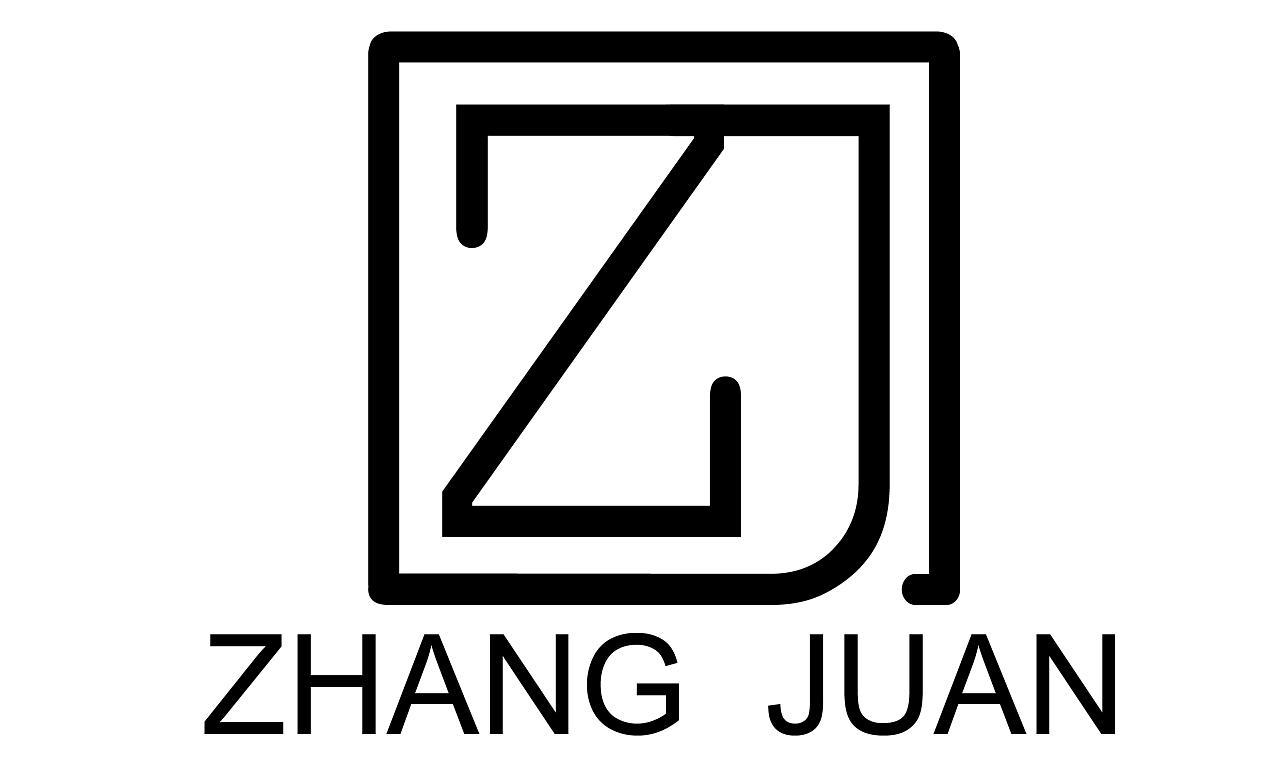 用自己名字首字母设计的一个个人logo图片