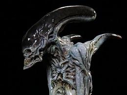 【gk涂装】Alien Matriarch