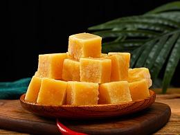 冻豆腐拍摄 食品拍摄