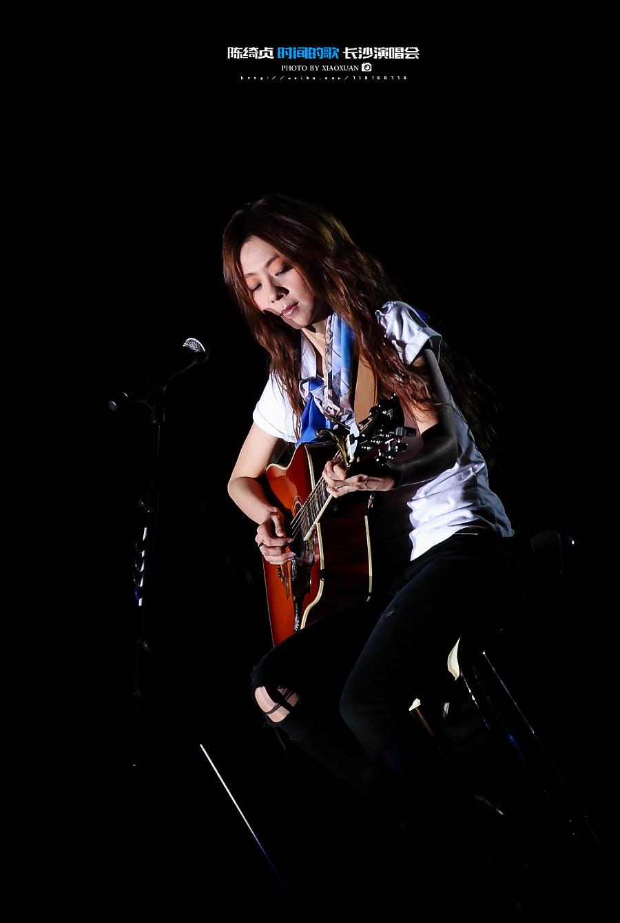 陈绮贞时间的歌_陈绮贞时间的歌2014长沙演唱会归整