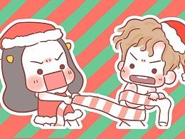 圣诞节头像提前放送!