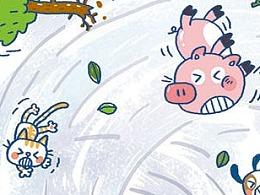巧虎杂志插图