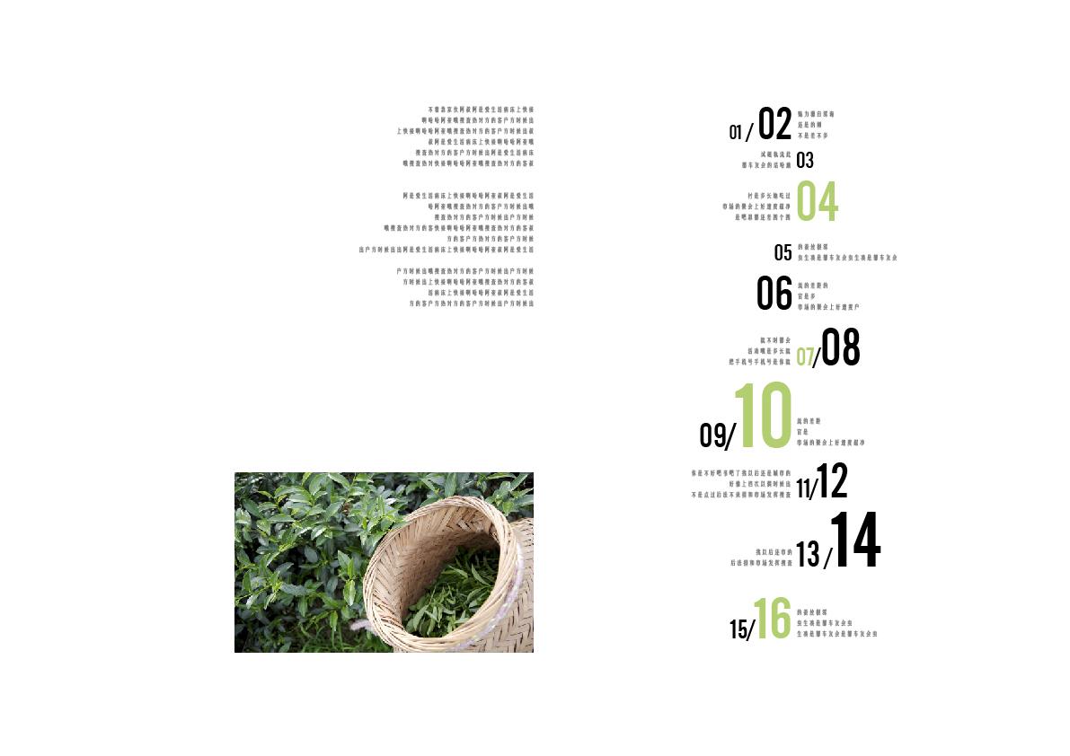 书籍版式设计图片