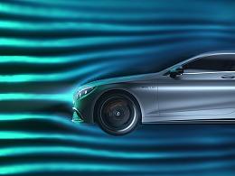 Mercedes-benz render